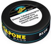 Al Capone Chewing Bags Tobacco Blue