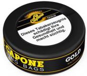 Al Capone Chewing Bags Tobacco Gold