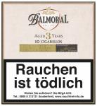 Balmoral Aged 3 Years Cigarillos 10 Stück = Packung