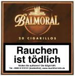 Balmoral Dominican Selection Cigarillo 20 Stück = Packung