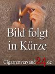 RBA-TOP-ANGEBOT: Cigarren-Etui in blauer Stoff-Optik mit Zedernholz