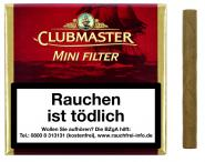 Clubmaster Mini Filter Red (Vanilla) 20 Stück = Packung