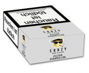 Crazy Silver Filter-Cigarillos