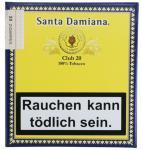 Santa Damiana Club 20 Cigarillos 20 Stück = Packung