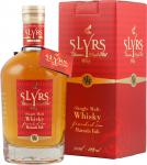 SLYRS Whisky Marsala-Faß