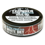 Thunder Ultra Frosted White Dry Chewing Bags 13,2 g