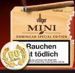 """Dominican Special Edition 2016 """"60 Jahre-Zigarrenhaus Riegler"""" 50 Stück = Holzkiste"""