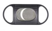 Zigarren-Abschneider Kunststoff schwarz 26mm