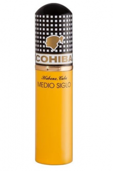 Cohiba Medio Siglo A/T 1 Stück in Tube = Packung