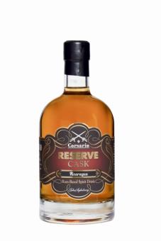 Corsario Reserve Cask Rum by John Aylesbury 500 ml = Flasche
