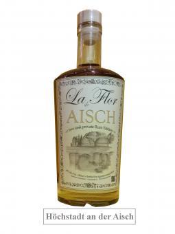 La Flor de AISCH - two cask private Rum Edition 200 ml = Flasche