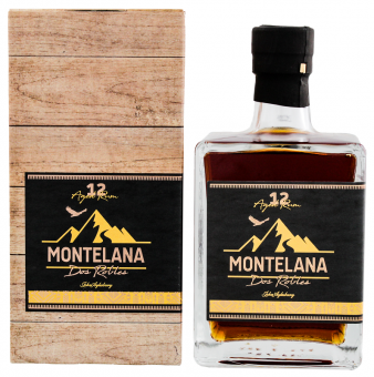 Montelana Rum 12 Dos Robles by John Aylesbury 500 ml = Flasche