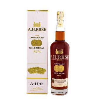 A.H. Riise 1888 Copenhagen Gold Medal Rum 700 ml = Flasche