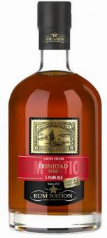 Rum Nation Trinidad 5 Jahre Limited Edition