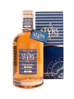 SLYRS Whisky Fass-Stärke 2012 -Limitierte Auflage- 700 ml-Flasche