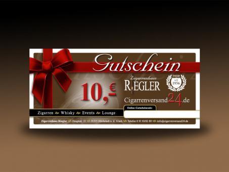 Geschenkgutscheine 10,- € Geschenkgutschein