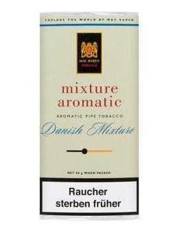 Mac Baren Danish Mixture (Aromatic) 50g/100g 50 g = 1 Beutel
