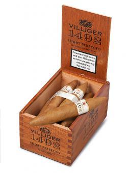 VILLIGER 1492 Short Perfecto 3 Stück = Packung