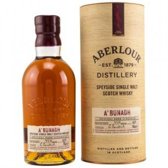 Aberlour A'Bunadh -Unser Aroma-Schmankerl- 700 ml = Flasche