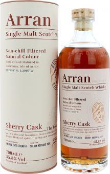 Arran Sherry Cask The Bodega Cask Strength 700 ml = Flasche