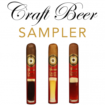 Perdomo Special Craft Series - Sampler 3 Stück = CB-Sampler