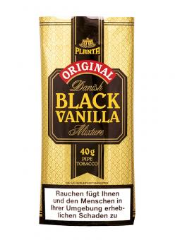 Danish Black V Black (Vanilla) 40g/50g/100g/125g 40 g = 1 Beutel