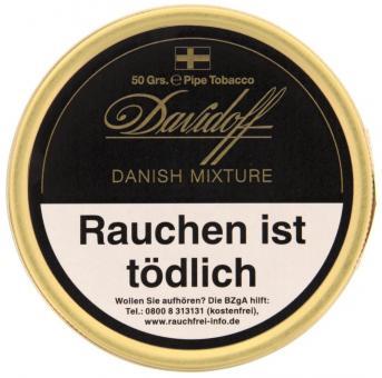 Davidoff Pfeifentabak Danish Mixture 50g 50g = 1 Dose