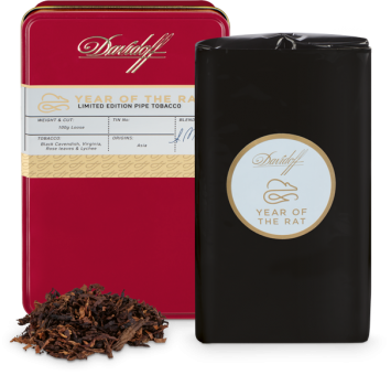 Davidoff Year of the Rat - Limited Edition 2020 - Pfeifentabak 100g 100 g = 1 Dose