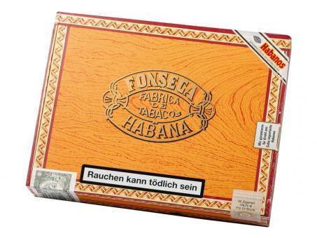 Fonseca Cosacos 25 Stück = Kiste (-3% CV24-Kistenrabatt)