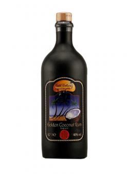 Golden Coconut Rum Liqueur 700 ml = Flasche