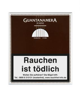Guantanamera Mini 20 Stück = Packung (-3% CV24-Packungsrabatt)