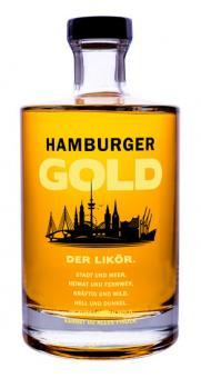 Hamburger Gold Likör 500 ml = Flasche
