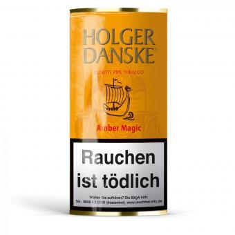 Holger Danske Amber Magic (Vanilla) 40g 40 g = 1 Beutel