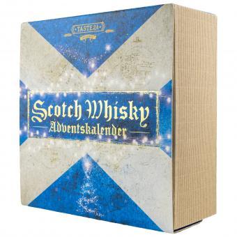 Scotch Whisky - Adventskalender 2021