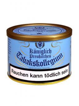Königlich-Preußisches Tabakskollegium 1720 blau 100g/200g 100 g = 1 Dose