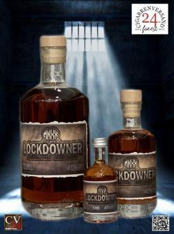 Lockdowner <MMXX> Premium Rum Edition 50 ml = Flasche