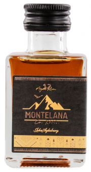 Montelana Rum 12 Dos Robles by John Aylesbury 50 ml = Flasche