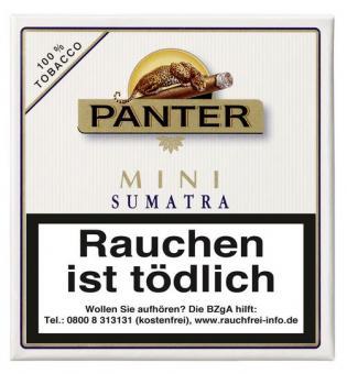 Panter Mini Sumatra 100 % 20 Stück = Packung (-3% CV24-Packungsrabatt)