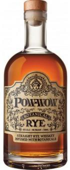 POW-WOW Botanical Rye 700 ml = Flasche