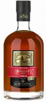 Rum Nation Trinidad 5 Jahre Limited Edition