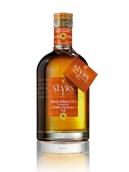 Slyrs bavarian single malt pedro ximenez