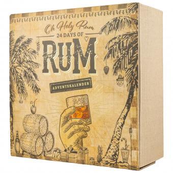 Oh Holy Rum - Adventskalender 2021