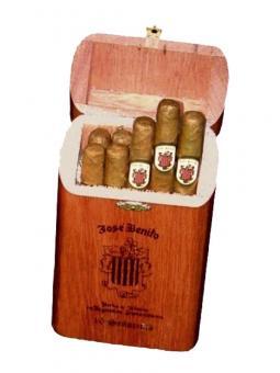 José Benito Senoritas 10 Stück = Kiste (-3% CV24-Kistenrabatt)