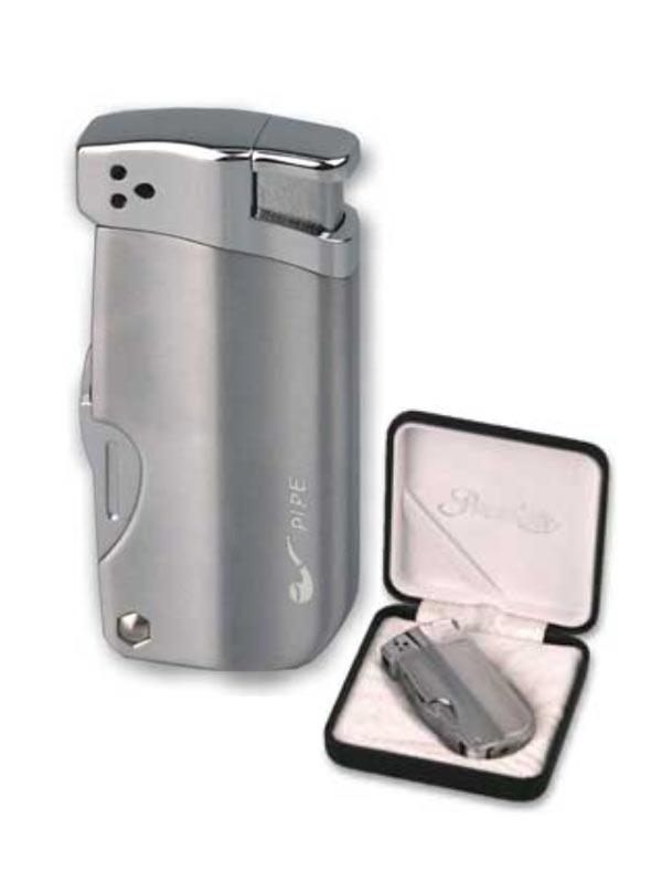 Pfeifenfeuerzeug Passatore BH-P1000 schwarz