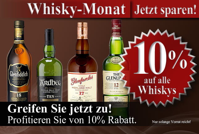 10%Whisky-Monat